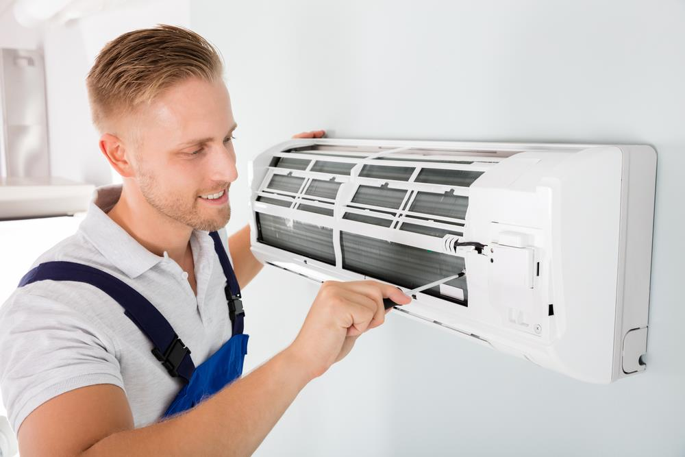 air conditioning installation service